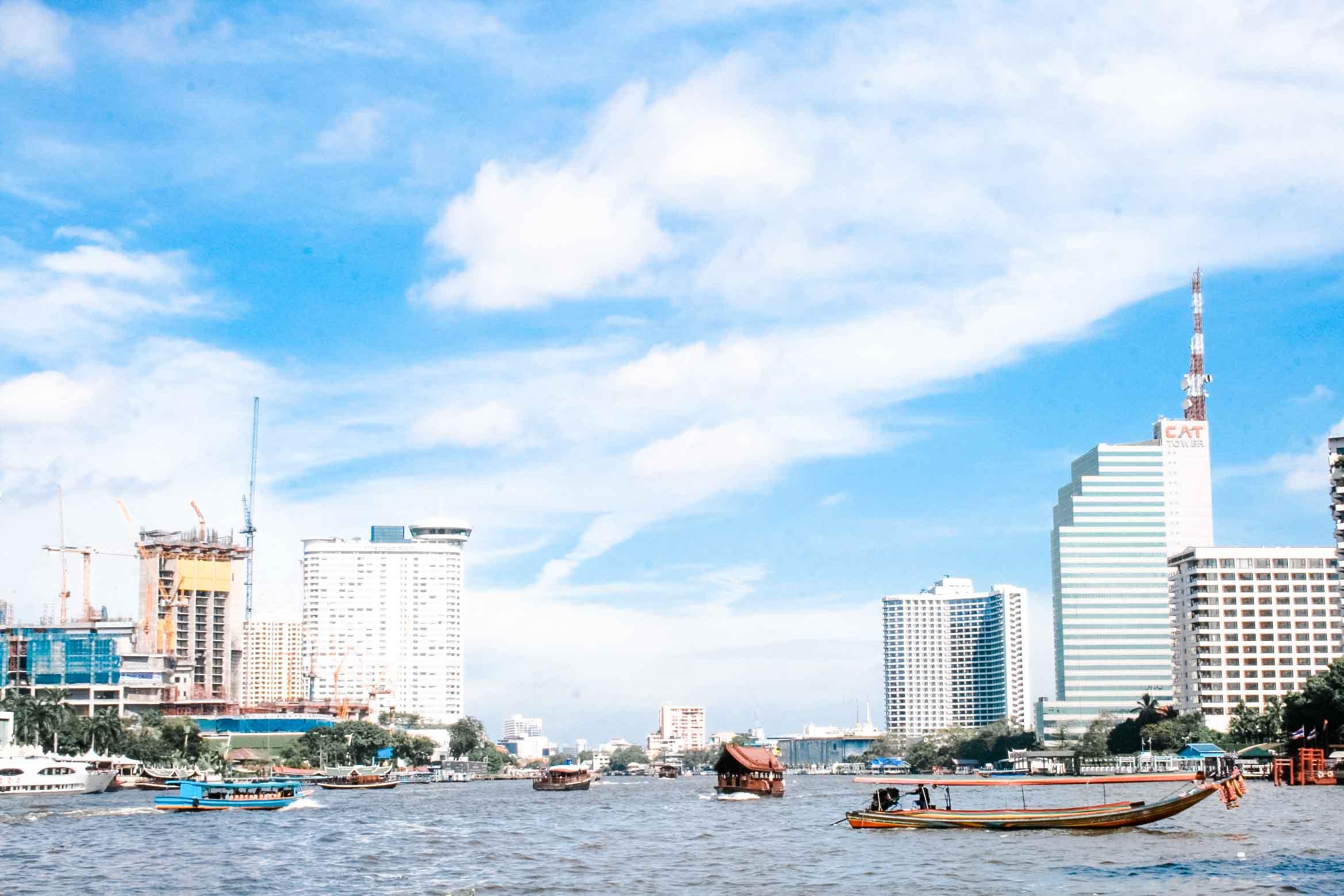 Bangkok Lebua Tower Hotel