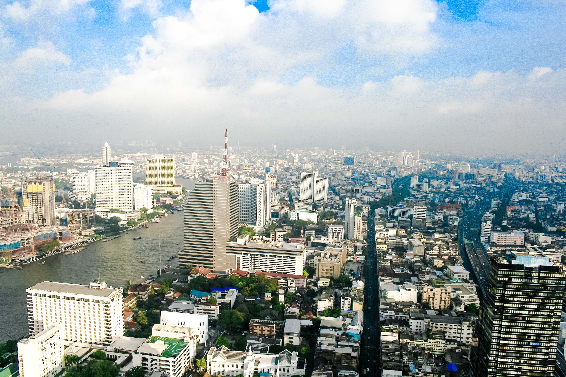 Bangkok Lebua Tower View 23timezones