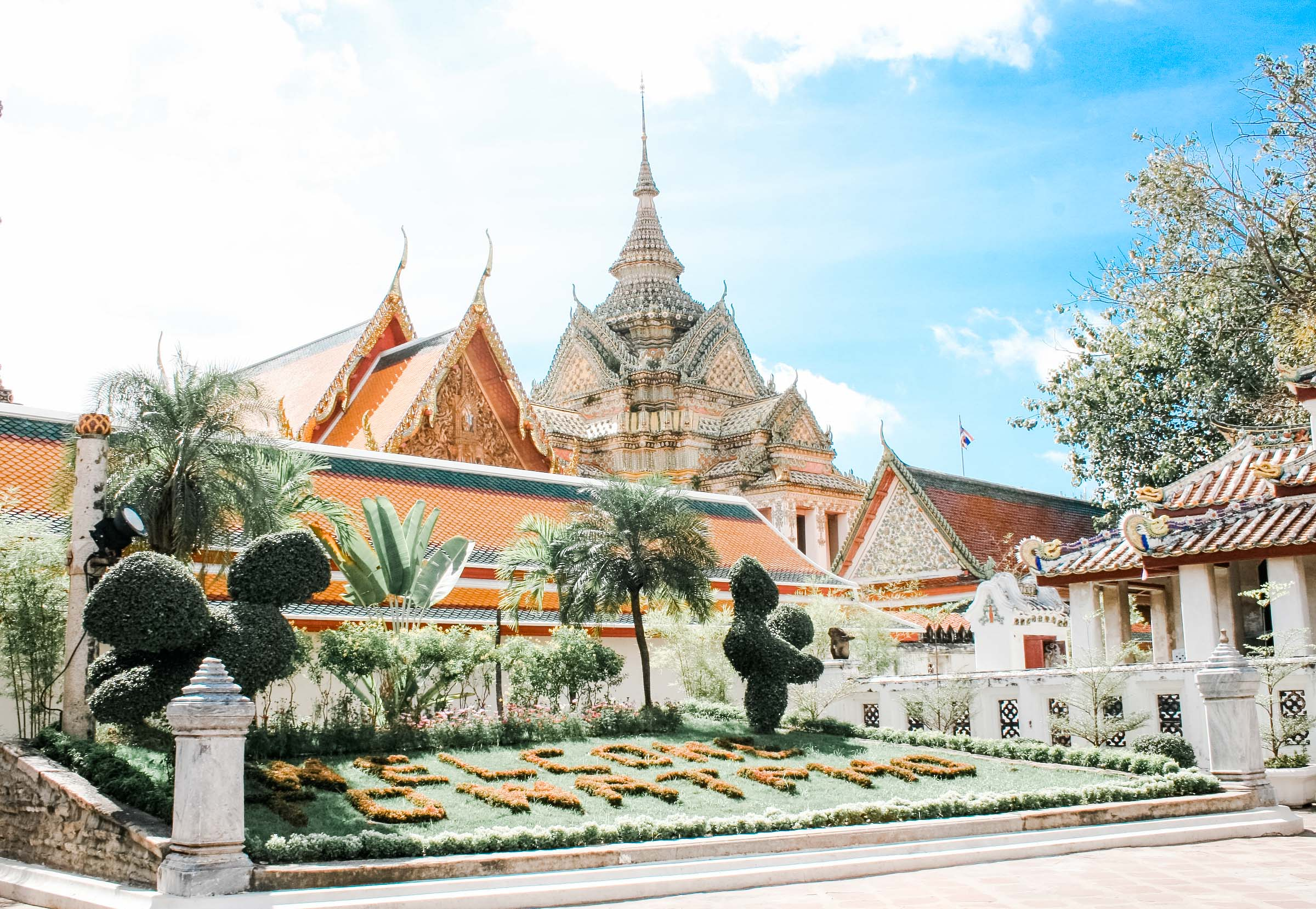 Bangkok Wat Pho 23timezones