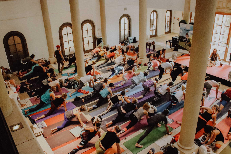23timezones Kitzbühel Yoga
