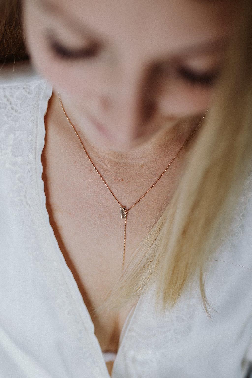 Jewellery Schmuck Kette ANNA annaij