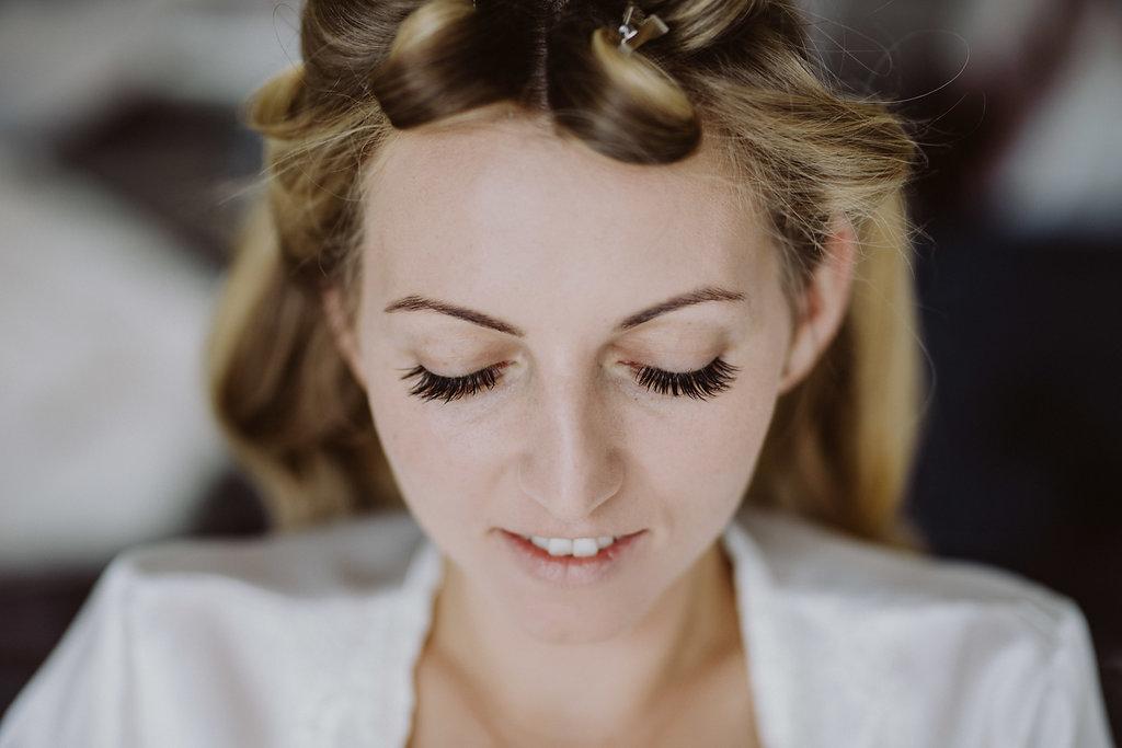 Beauty Wimpern Update: 3D Lash Extentions