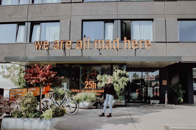 Vienna Hotel Review: 25hours Hotel Vienna