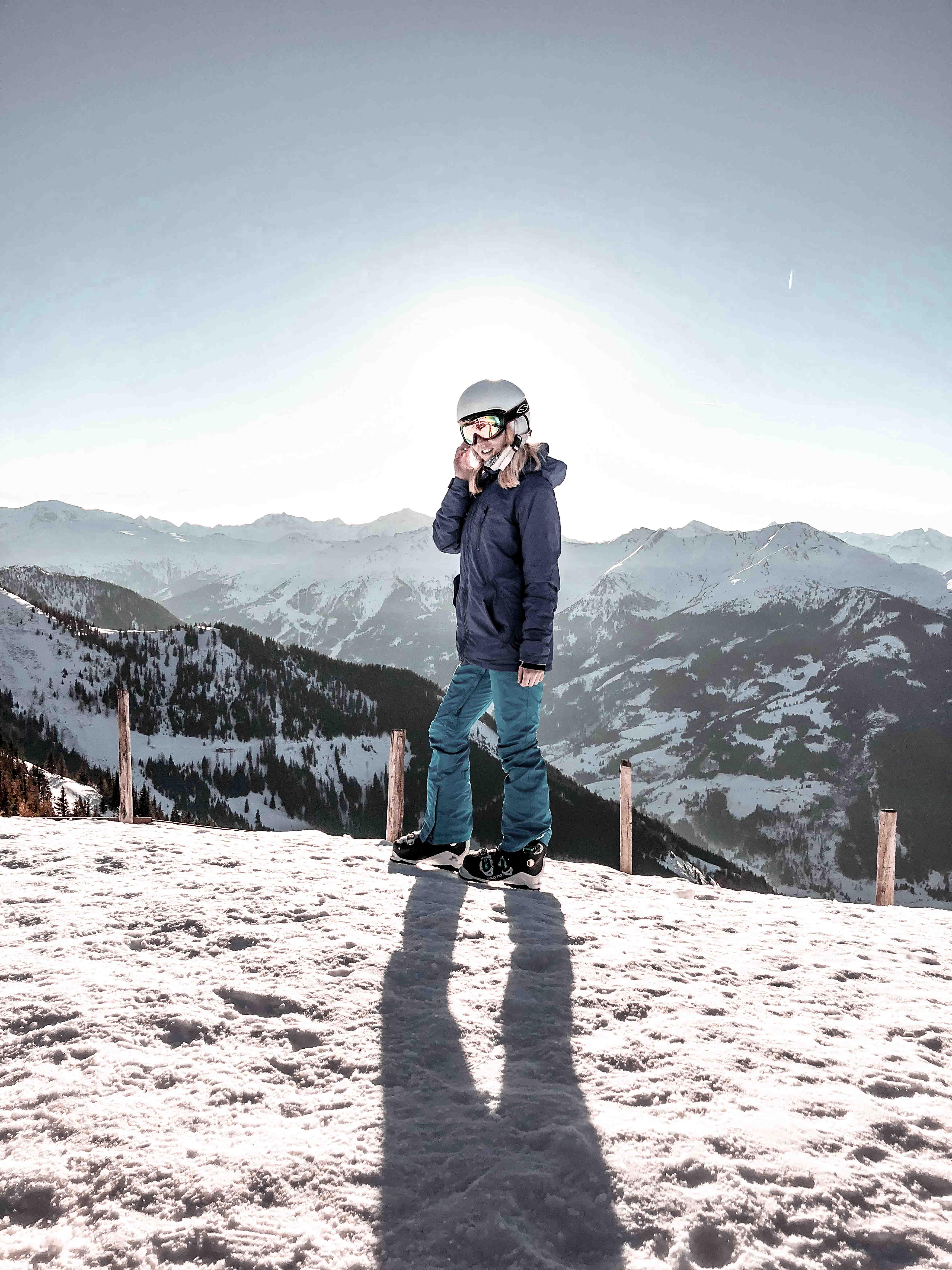 Ski Amade: Skitag in Dorfgastein