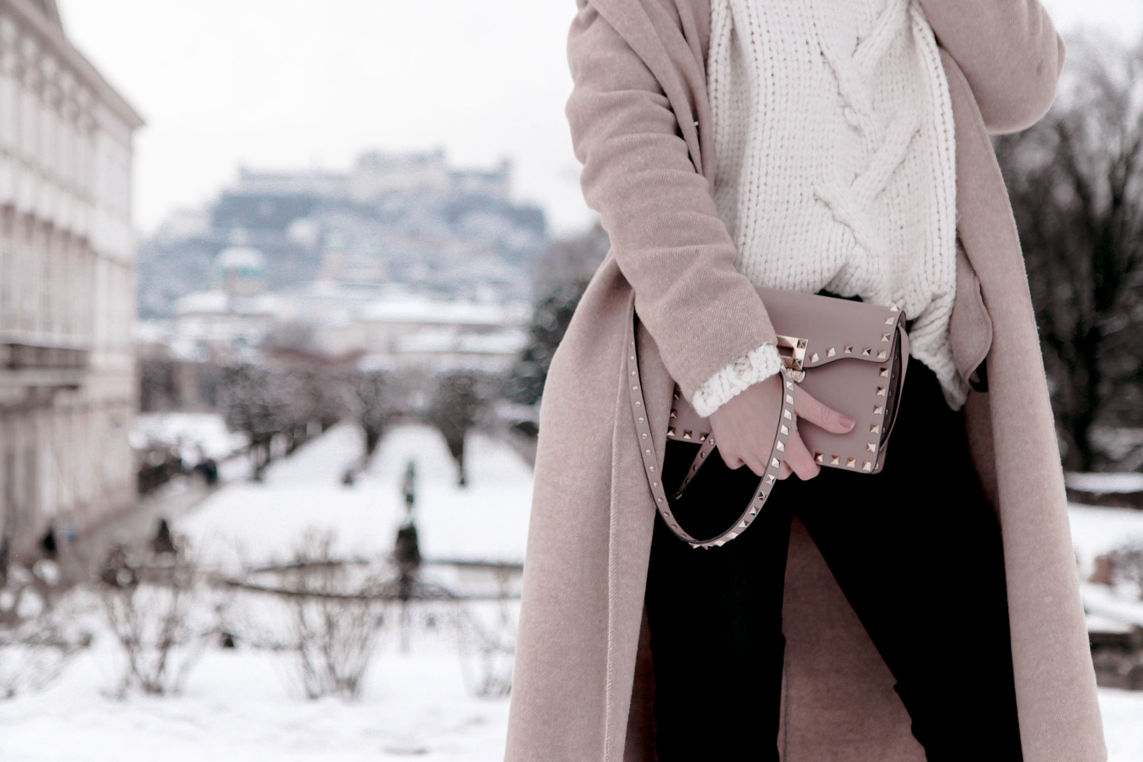 Winter Accessoires - blog your style - outfit mit hut