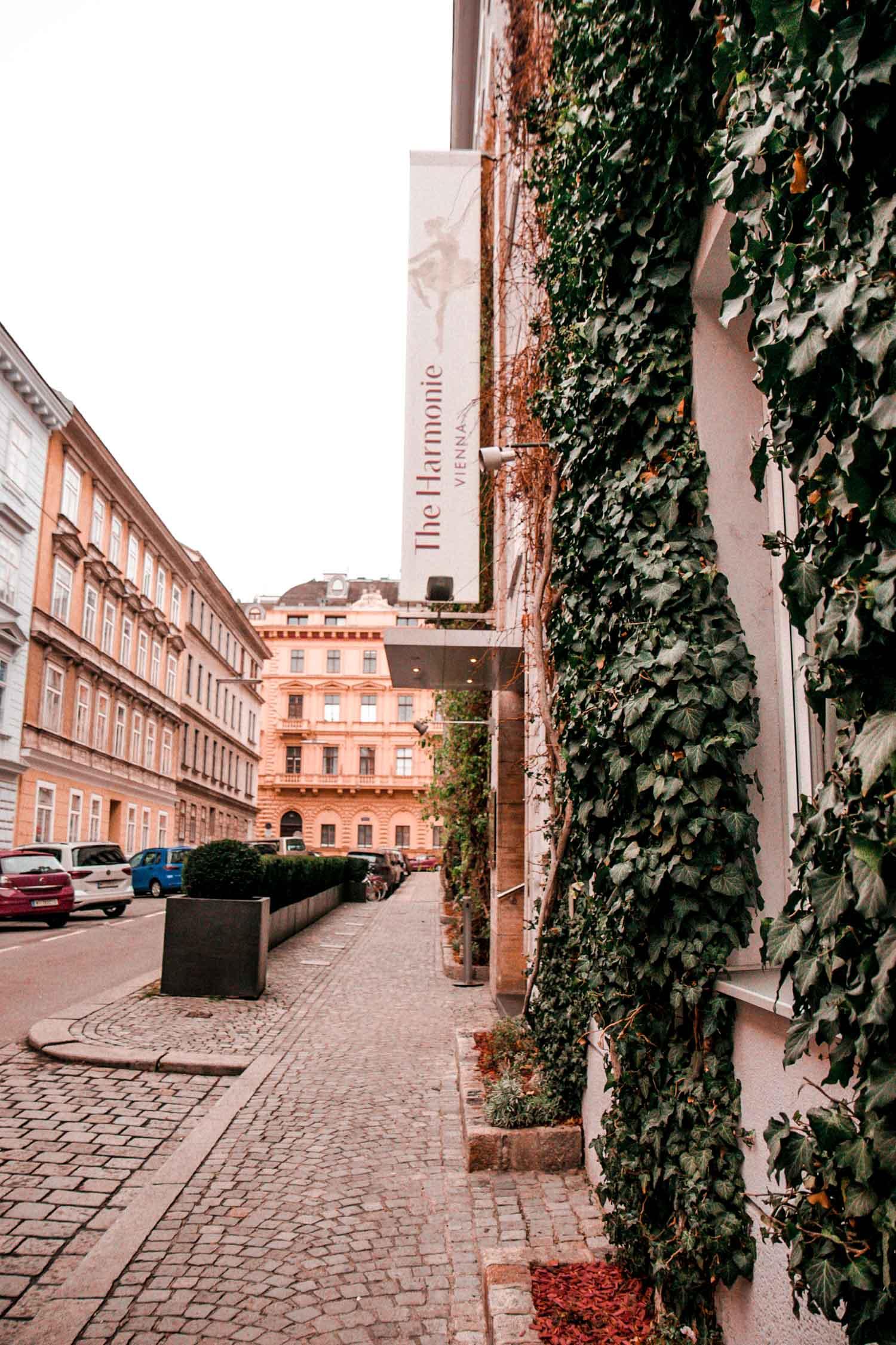 wien girls weekend im Hotel Harmonie Vienna