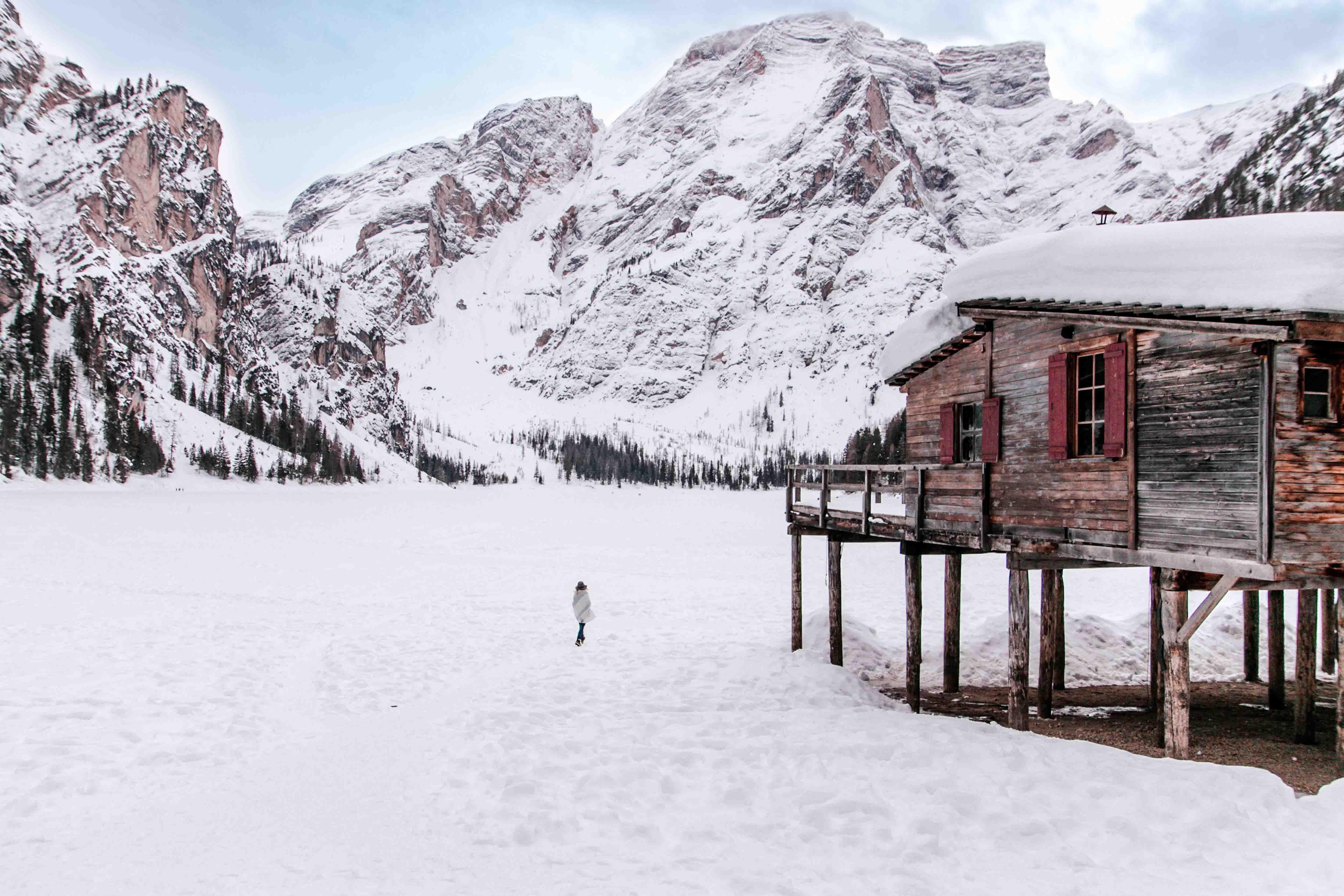 Ausflugsziele in Südtirol: Pragser Wildsee