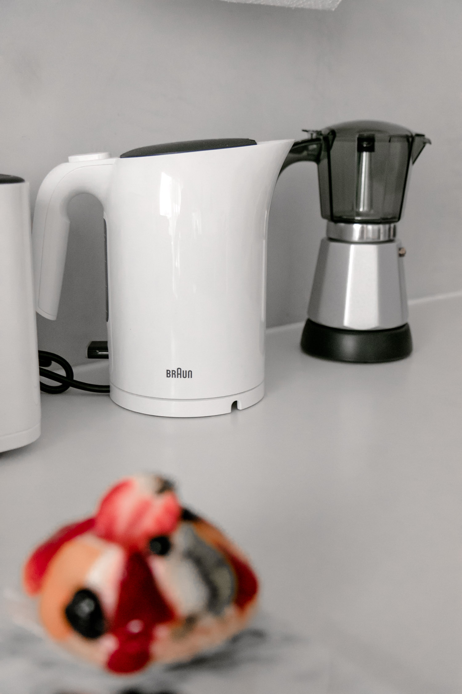 Küchengeräte und Küche