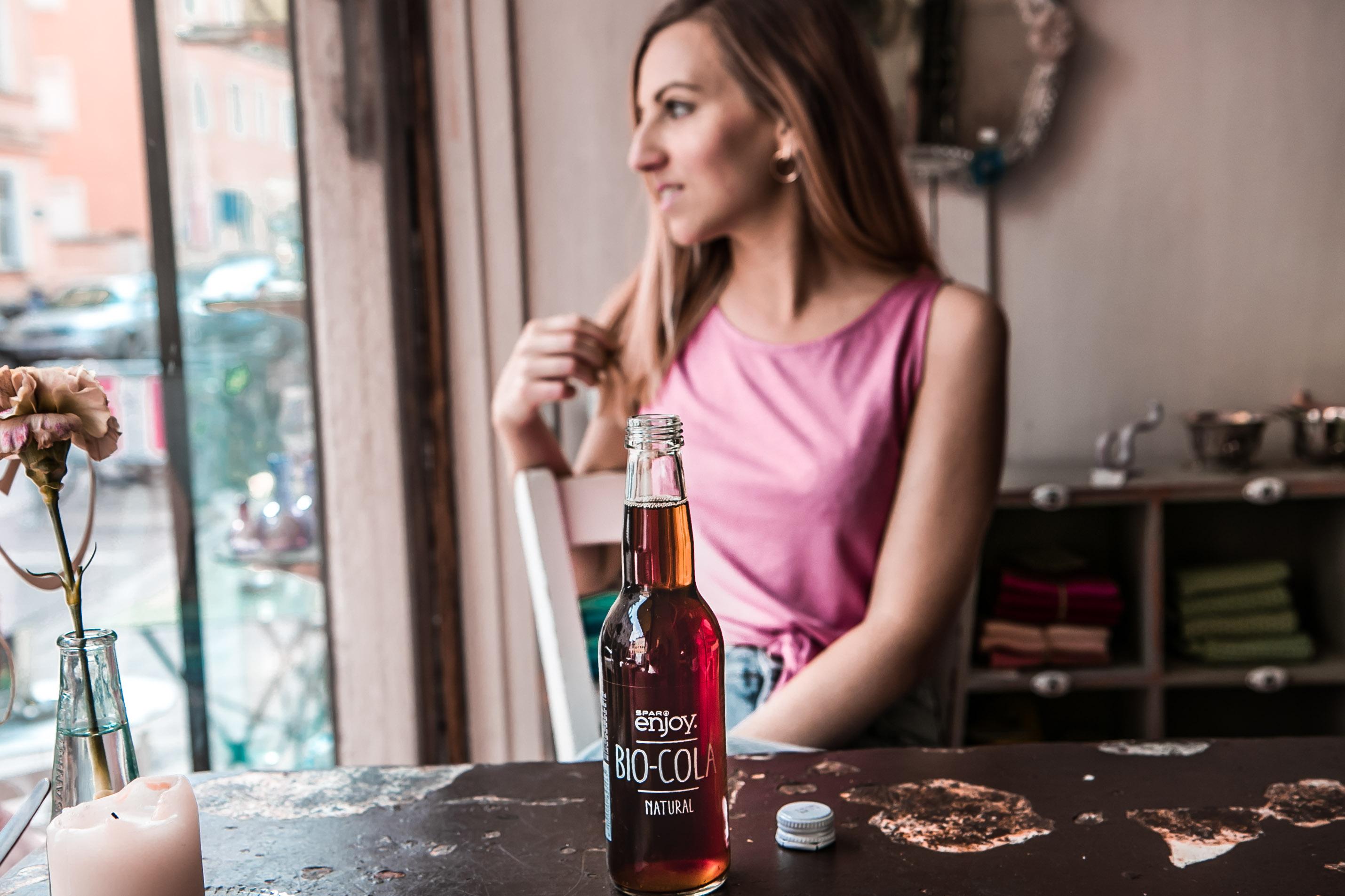 Bio-Cola aus Österreich: Vegan & weniger Zucker