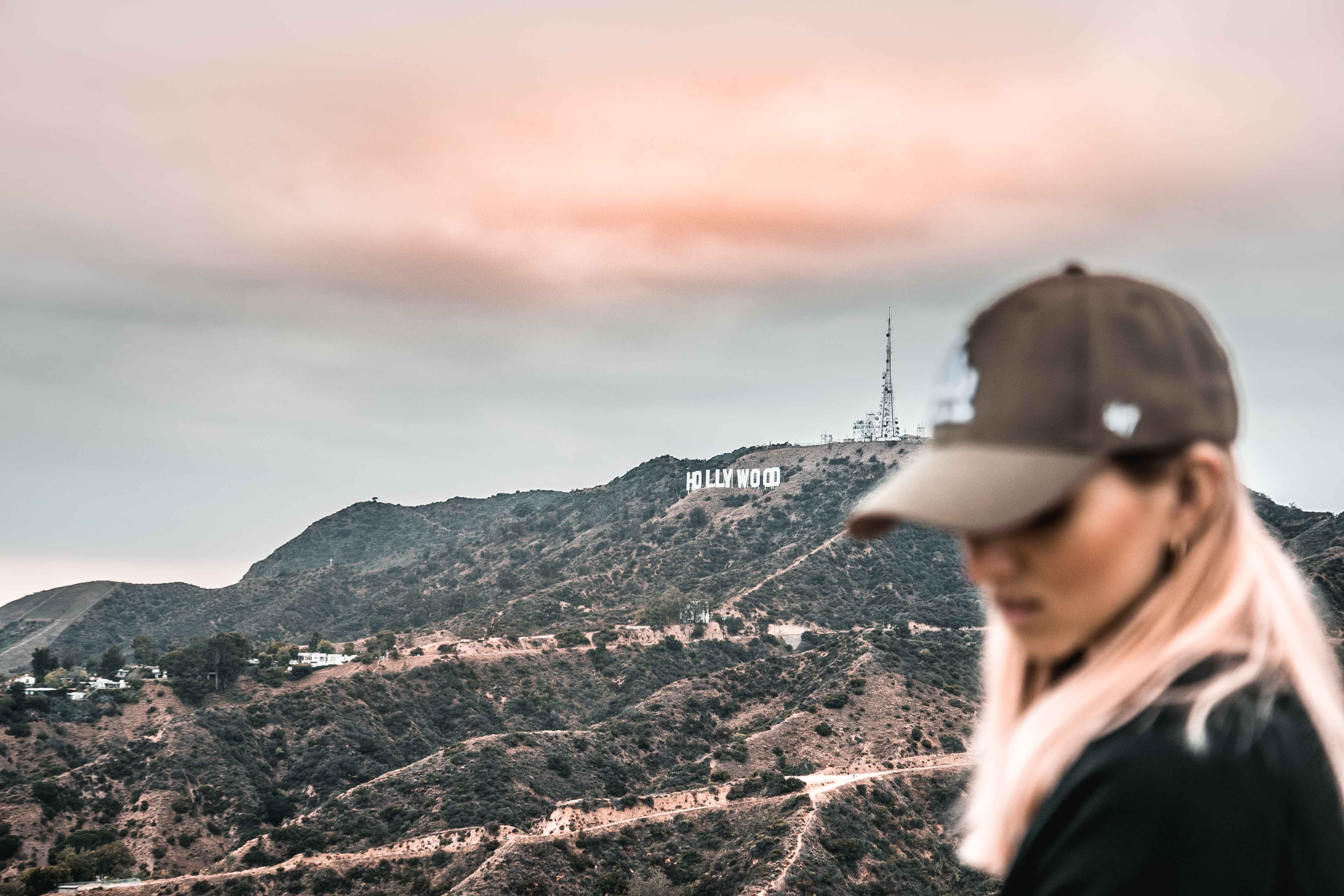 Los Angeles: Hollywood Sign Photo Spot