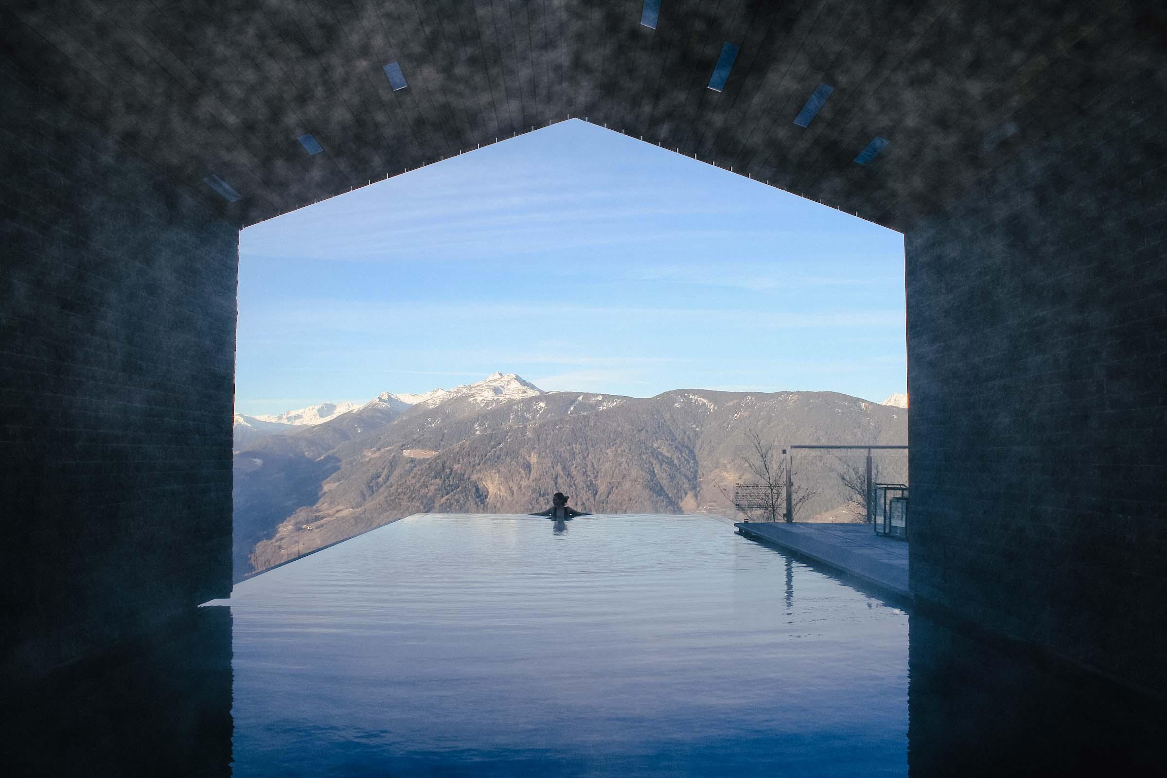 Meran hotel review miramonti boutique hotel 23timezones for Design boutique hotel meran