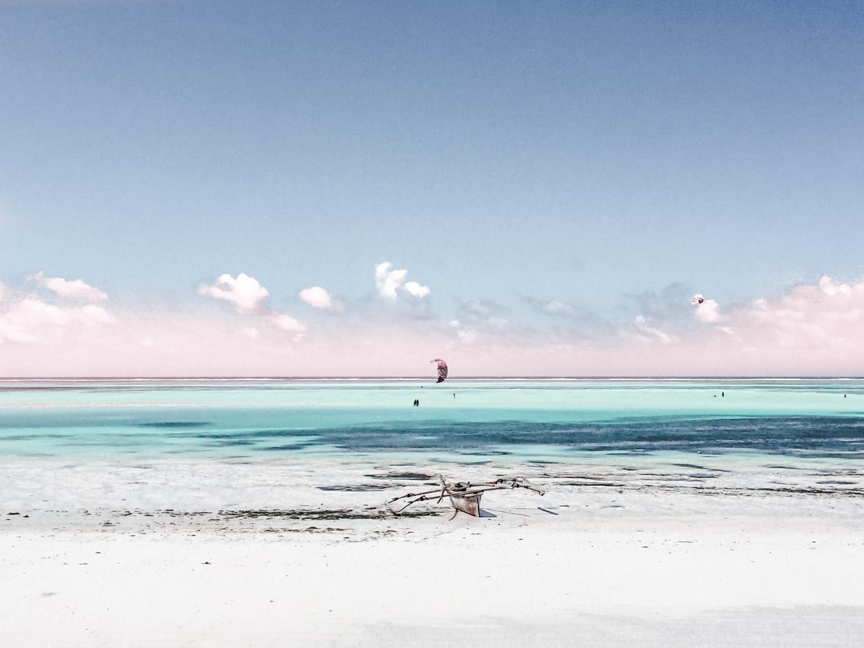 White Beaches in Zanzibar, Tanzania (23timezones, Juli 2016)