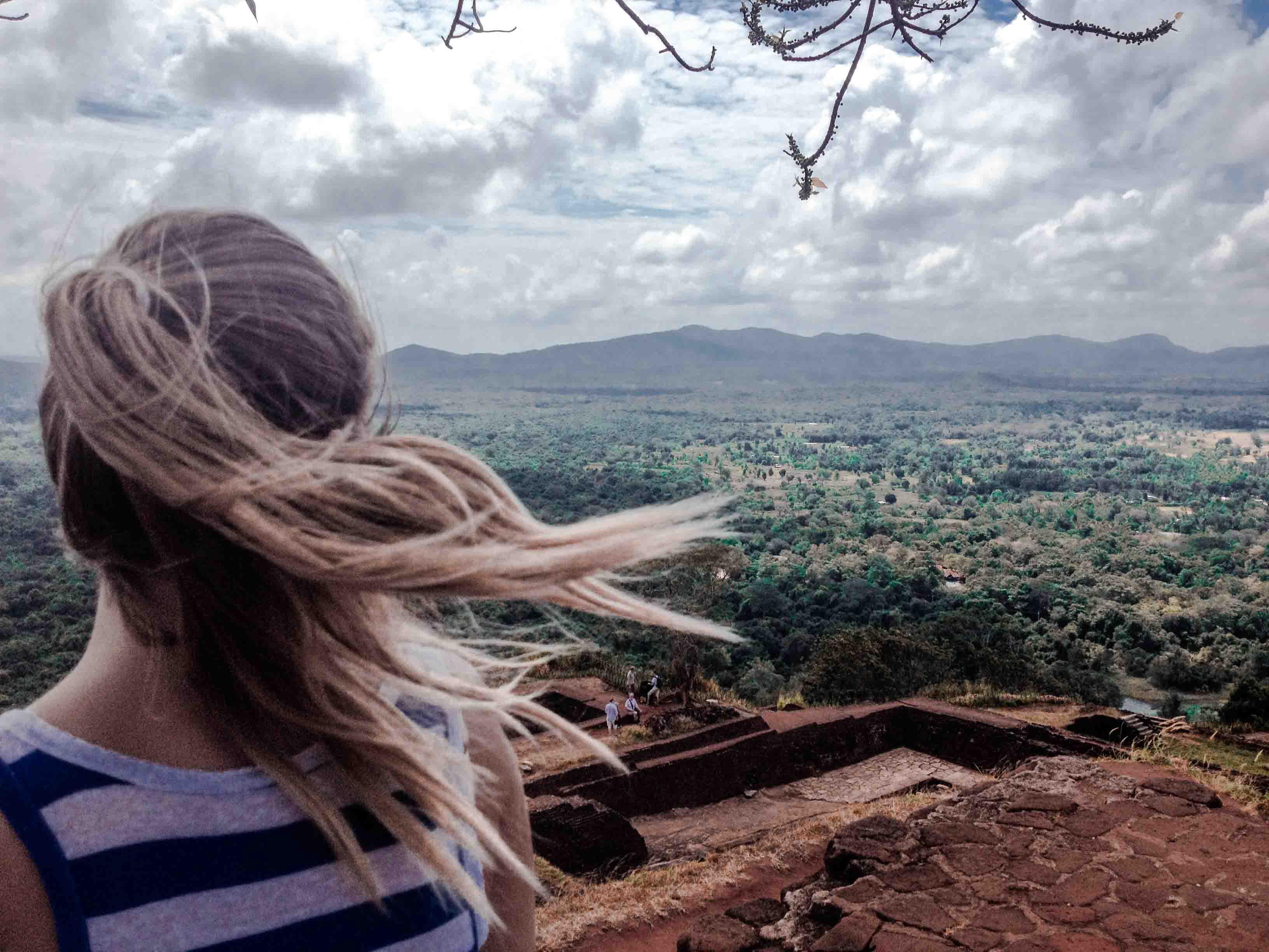 Sri Lanka Ausflüge: Sigiriya Rock 23timezones