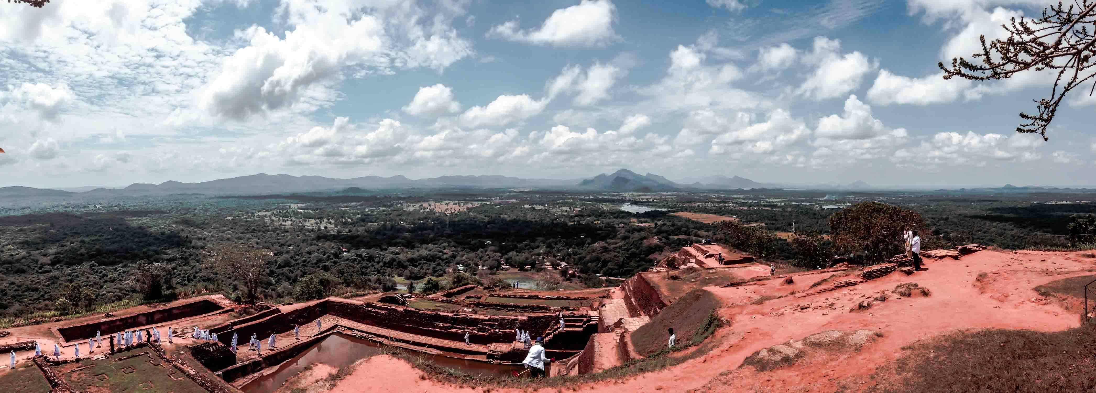 Sri Lanka Ausflüge: Sigiriya Rock