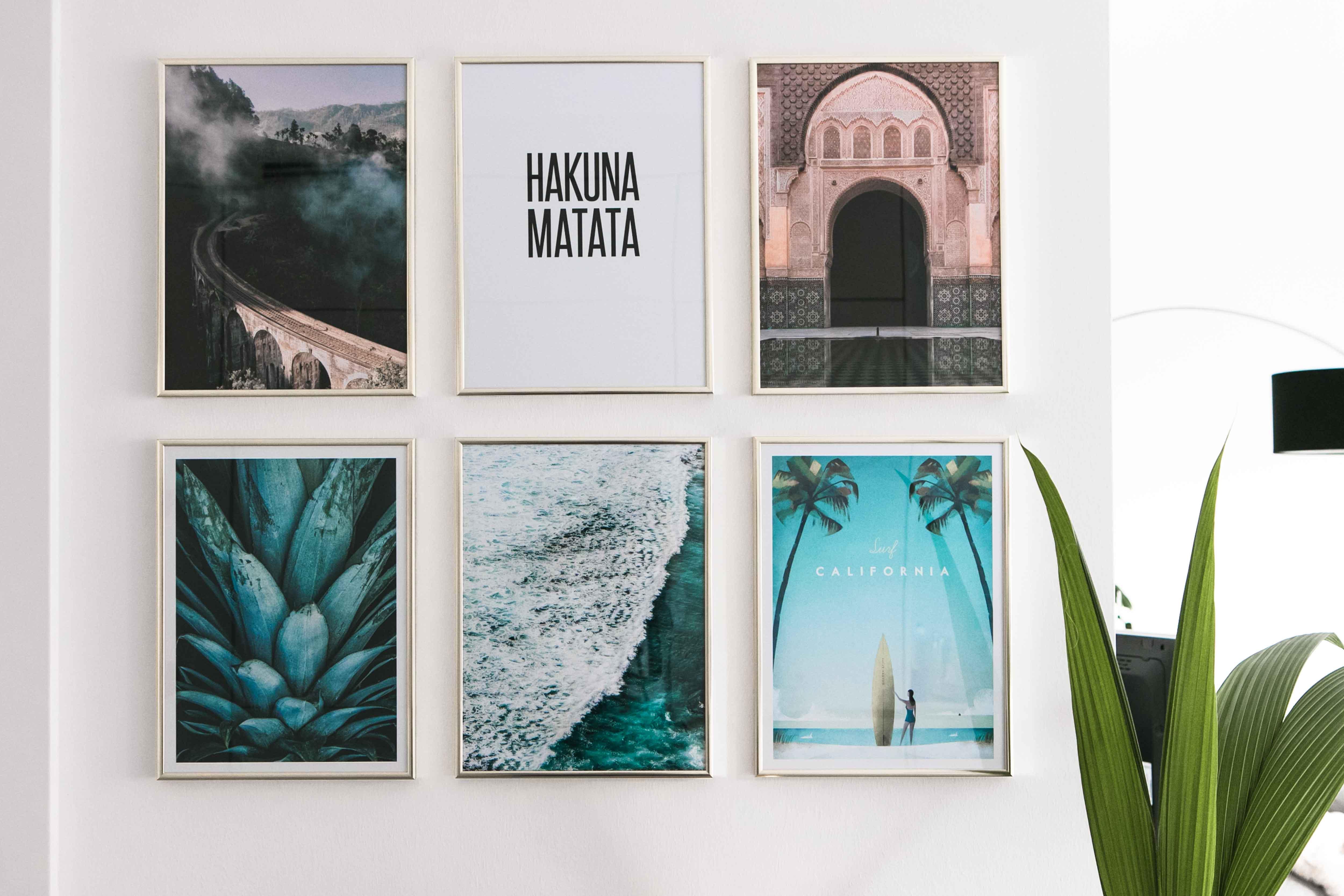 Desenio Poster und Deko Ideen - 23timezones Lifestyle Blog