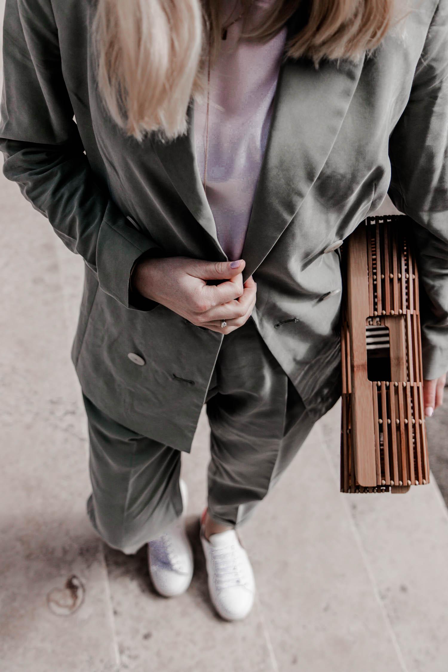 outfit mango hosenanzug