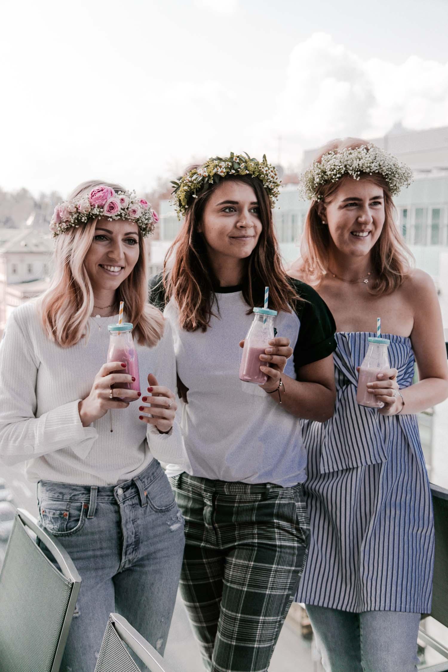 Blogger Brunch SalzburgMilch X 23timezones Lifestyle Blog aus Österreich mit berriesandpassion & kamisempire