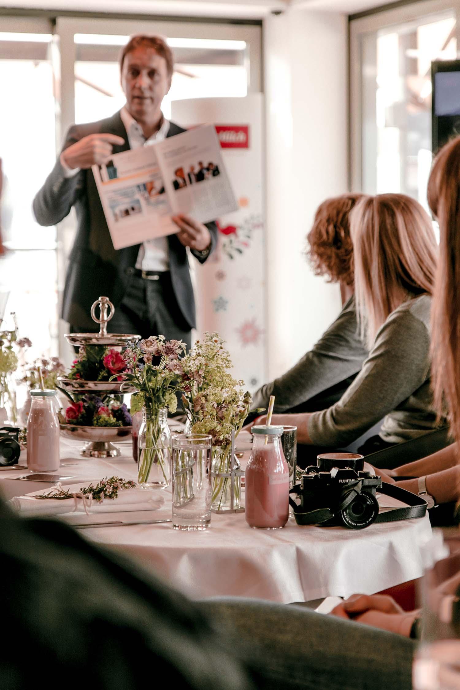 Blogger Brunch SalzburgMilch X 23timezones Lifestyle Blog aus Österreich imlauer sky bar & restaurant