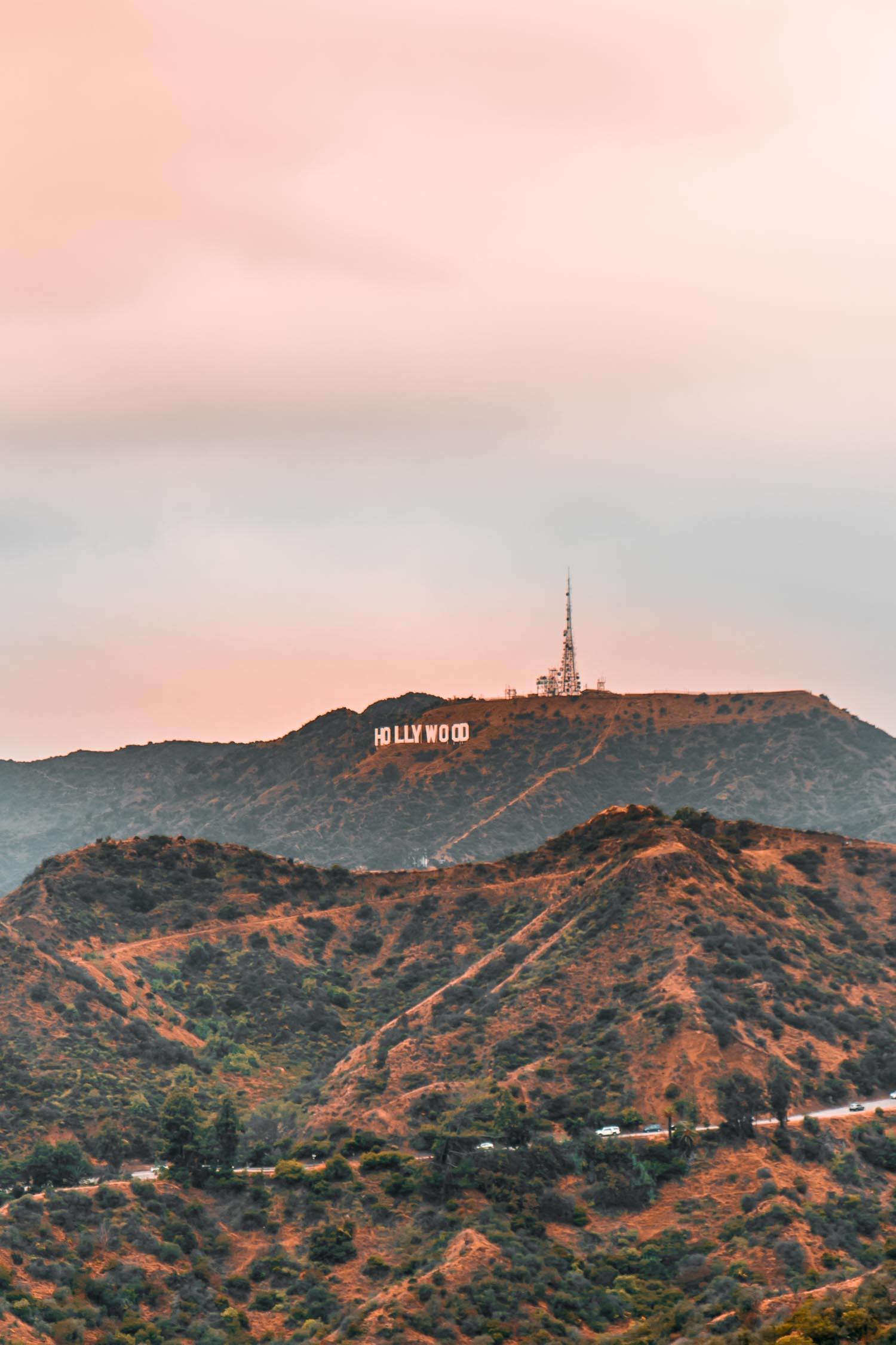 Griffith Observatory - die besten Plätze