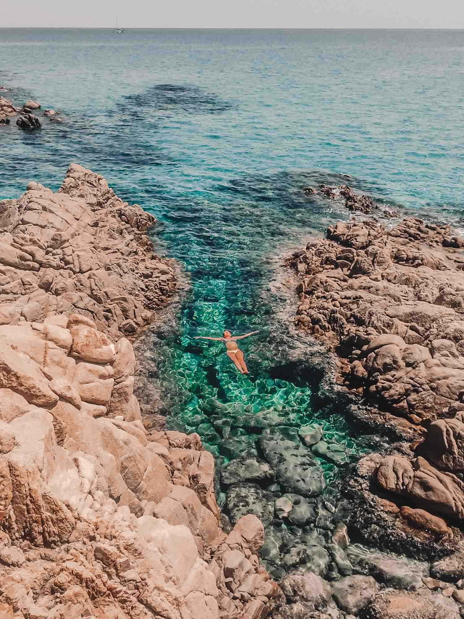 Sardinien Cala Liberetto