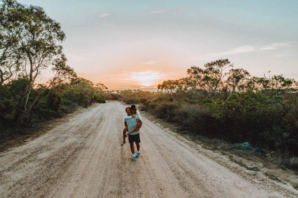 Western Australia Route