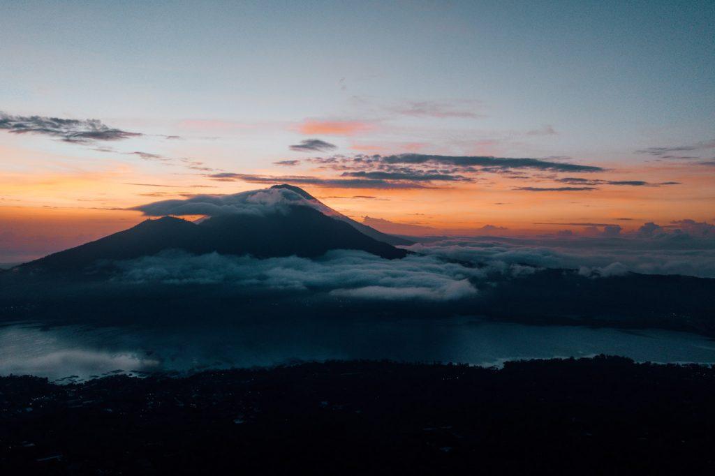 Bali Reise Batur