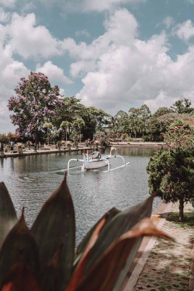 Bali Tirta Gangga Water palace
