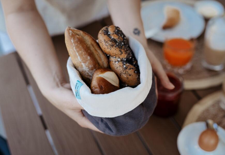 Über Frisches Gebäck aus dem Ofen & Familienzeit